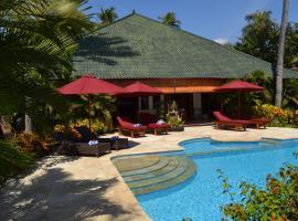 Villa Damai, Tegallengah