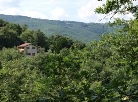 The Stone Lodge in the Wood, Lugnano