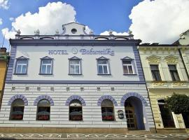 Hotel Bohumilka, Lázně Bělohrad