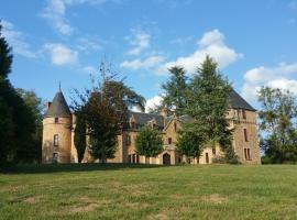 Château de Bussolles, Barrais-Bussolles