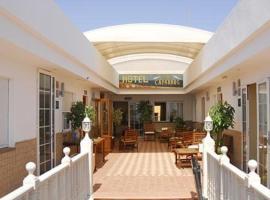 Hotel Donde Caparrós, Carboneras