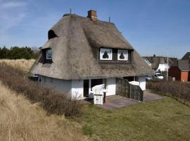 Rantum Dorf - Ferienappartments im Reetdachhaus 3, Rantum