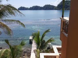 La Palmita, Isla Grande
