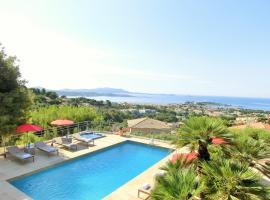 Villa Azur Golf, Bandol