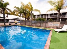 The Swagmans Rest Apartments, Alice Springs