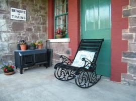 Ardfert Station House