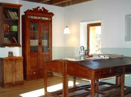 Casa rural Señores de Cuba, Palomera