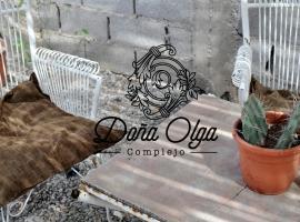 Complejo Doña Olga, Cochangasta