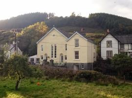 Isfryn Cottage, Aberangell
