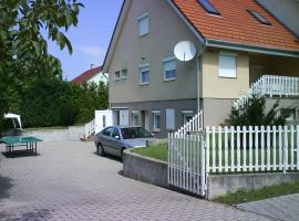 Lilla Apartment, Balatonvilágos