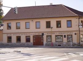 Penzion Sebastopol, Příbram