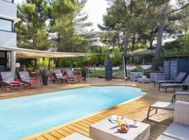 Best Western Hôtel de l'Arbois, Aix-en-Provence