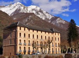 Résidence le Grand Hotel, Aulus-les-Bains