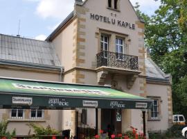 Hotel U Kaple, Děčín