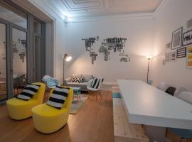 New Lisbon Concept Hostel, Lisabona