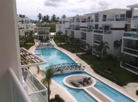 Luxury apartment 2BR walk to the beach, El Cortecito
