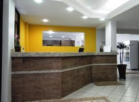 Paradise Hotel, Campo Grande