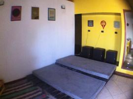 Yellow República Hostel, Campo Grande