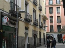 Apartamento San Onofre Gran Vía, Madrid