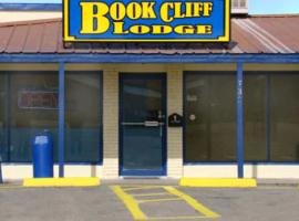 Book Cliff Lodge, Green River