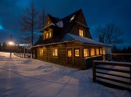 Pompelówka - chata na Głubałówce, Zakopane