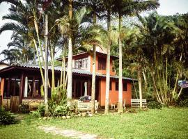 Paradise Ferrugem, Garopaba