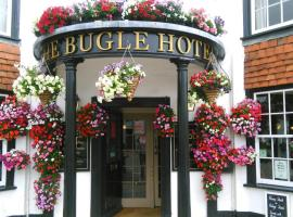 The Bugle Hotel Titchfield, 패어럼