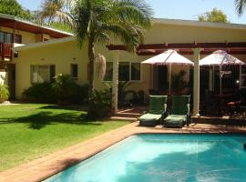 Cedar Lodge Guest House, Robertson