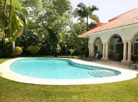 Villa Diana, Sosúa