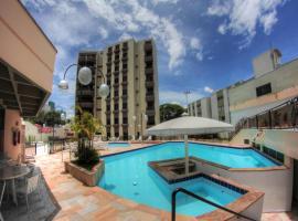 Hotel Ema Palace, São José dos Campos