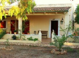 Holiday home Son Feinete, La Aranjasa