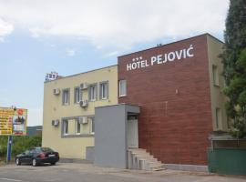 Hotel Pejović, Danilovgrad