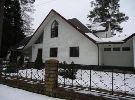 Nurme 60 Holiday House, Narva-Jõesuu