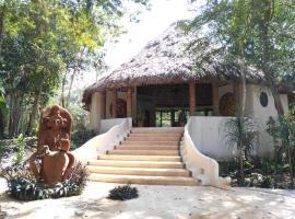 Hotel Okaan, Chichén-Itzá