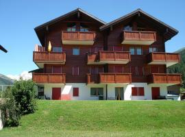 Apartment Ulrichen 1555, Ulrichen