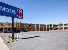 Motel 6 Santa Fe Plaza - Downtown, Santa Fe