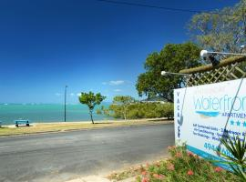 Whitsunday Waterfront Apartments, Airlie Beach