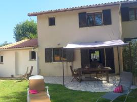 Holiday Home Biarritz 4004