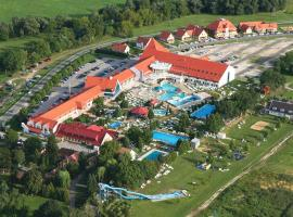 Resort Kehidakustány 7032, Papucshegy