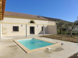 Holiday Home Fleury d'Aude 4279