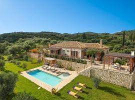 Villa Paleokastritsa,Corfu 5236, Kanakádes