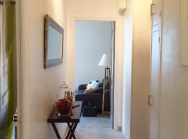 Appartement A Pierre Curie, Beausoleil