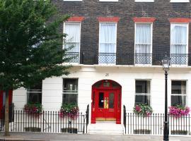 The Penn Club, Londra