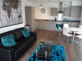 Bourdeaux Campbell Park Apartment, Milton Keynes