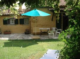 Holiday Home Sgombou,Corfu 5216, Gazátika