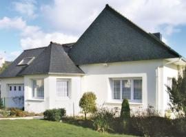 Holiday home Residence Poulpiquet, Port-Blanc