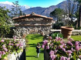 Casa Del Portico, Mezzegra