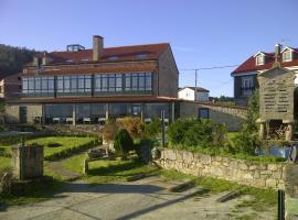 Hotel Rústico Spa Finisterrae, Fisterra