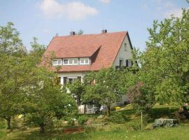 Ferienwohnung Panoramablick, Horben