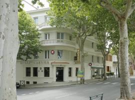 Inter-Hôtel Cartier, Quillan